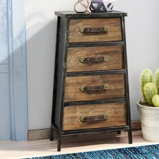 Arcadia 4 Drawer Chest