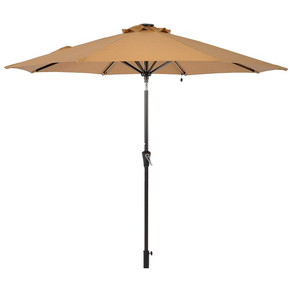 Bronwen 9' Beach Umbrella by Symple Stuff Symple Stuff