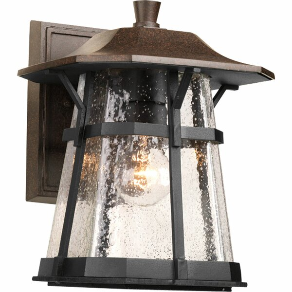 Triplehorn Outdoor Wall Lantern by Alcott Hill
