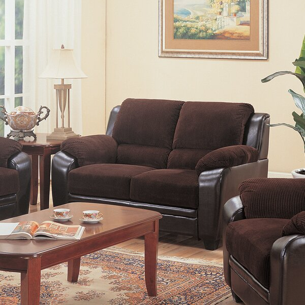 Large Selection Manzo Loveseat by Latitude Run by Latitude Run