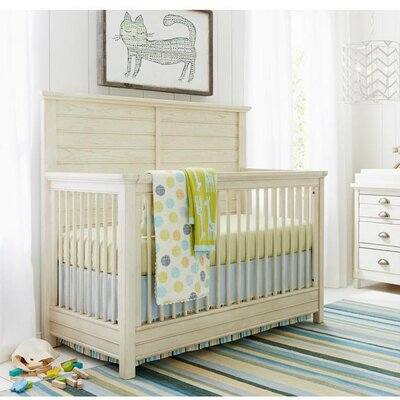 Convertible Crib Oak photo