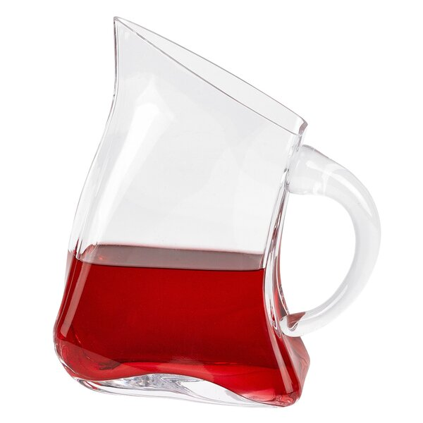 Celina Flat Pitcher by Badash Crystal