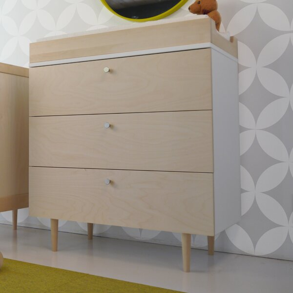 Ulm 3 Drawer Dresser by Spot On Square