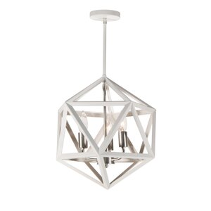Ohalloran 3-Light Foyer Pendant