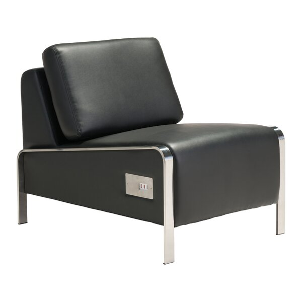 Leeanne Slipper Chair by Orren Ellis