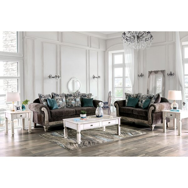 Westerly 2 Piece Living Room Set by Astoria Grand