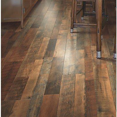 Cashe Hills 8 x 47 x 7.87mm Oak Laminate Flooring in Brown by Mohawk Flooring