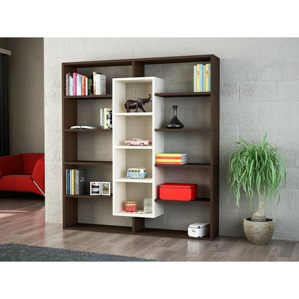 Tamera Standard Bookcase by Wrought Studio
