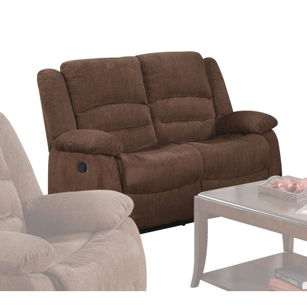 Excellent Best Hearon Reclining Loveseat By Red Barrel Studio Pdpeps Interior Chair Design Pdpepsorg