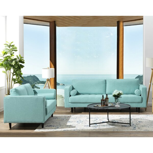 Harworth 2 Piece Living Room Set by Corrigan Studio
