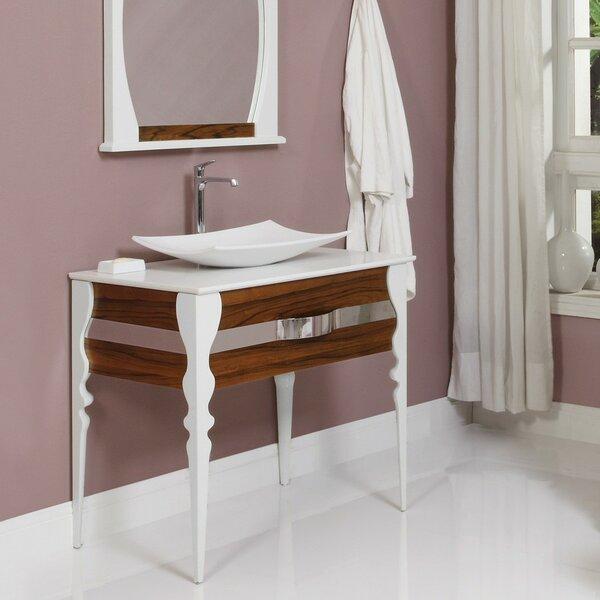 Natasha 37 Single Bathroom Vanity Set by DECOLAV