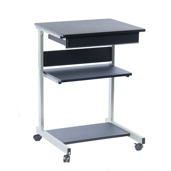 Rolling Laptop AV Cart by Techni Mobili