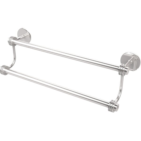 Satellite Orbit Two 36 Wall Mounted Towel Bar by Allied Brass