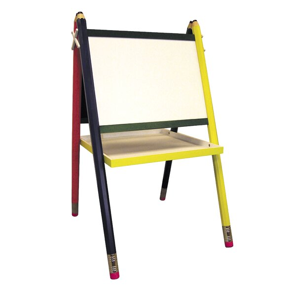 Double Sided Board Easel by ORE Furniture
