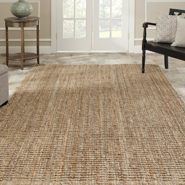 Gaines Natural Area Rug by Charlton Home