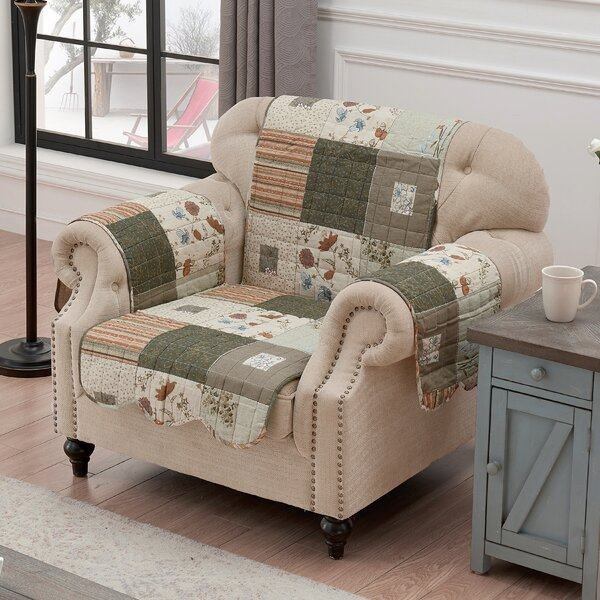Sedona Armchair Slipcover by August Grove