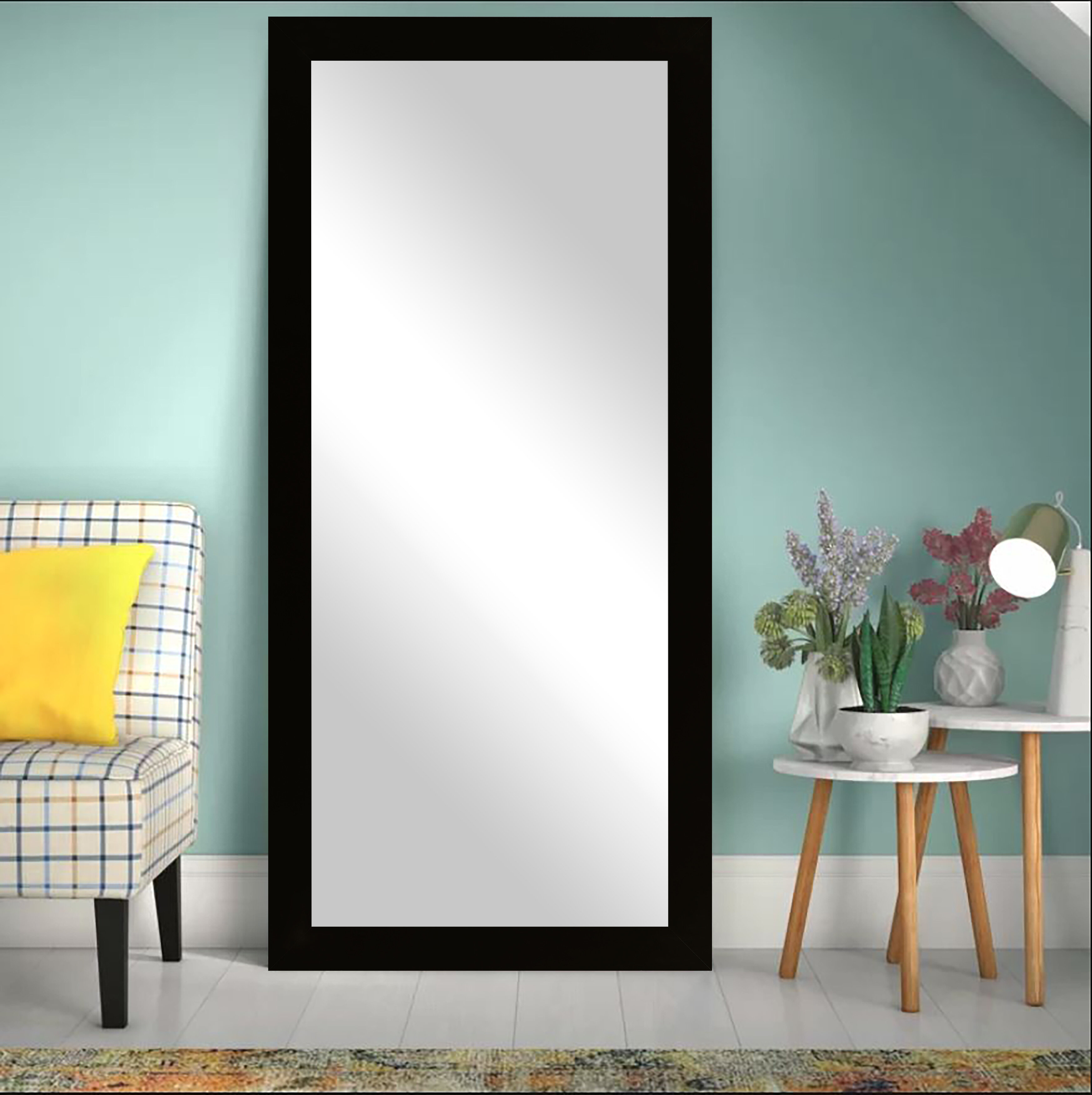 Dalessio Wide Tall Full Length Mirror