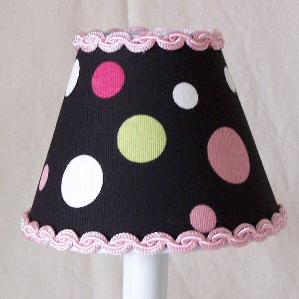 Sweet Pea Polka Dot Night Light by Silly Bear Lighting