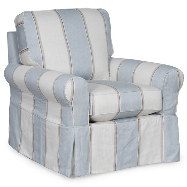 Coral Gables Armchair Slipcover by Beachcrest Home