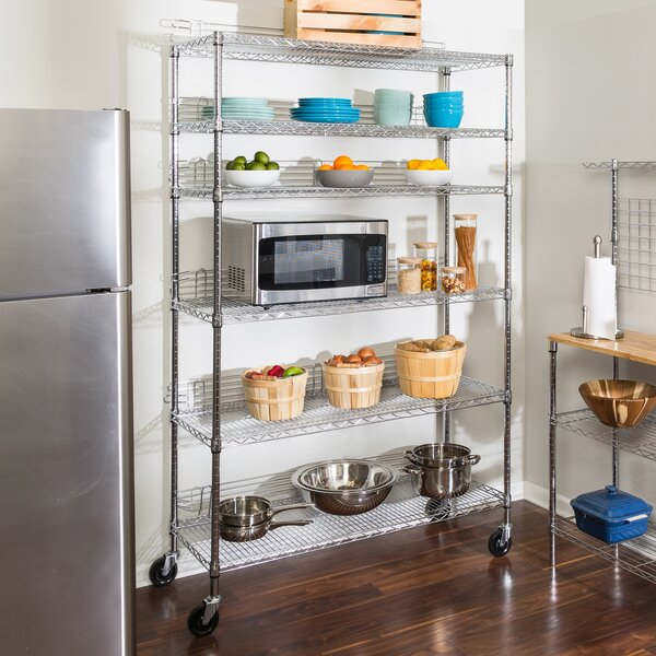 Urban 72 H x 48 W Shelving Unit by Honey Can Do