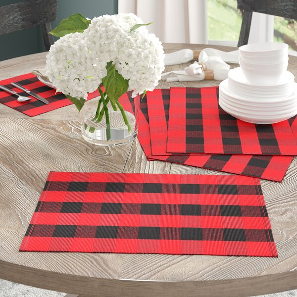 Lurenda Placemat (Set of 6) by Latitude Run