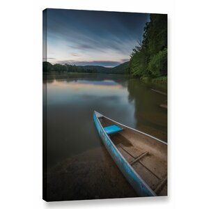 'Allegheny 1' Photographic Print on Wrapped Canvas by Loon Peak