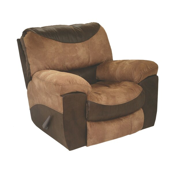 Portman Chaise Rocker Recliner by Catnapper