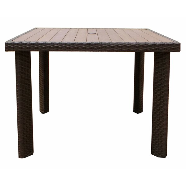 Oller Dining Table with Cover by Ebern Designs