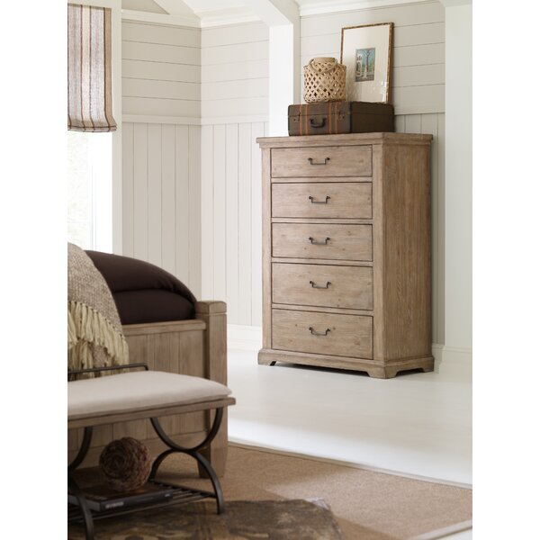 Monteverdi 5 Drawer Chest by Rachael Ray Home