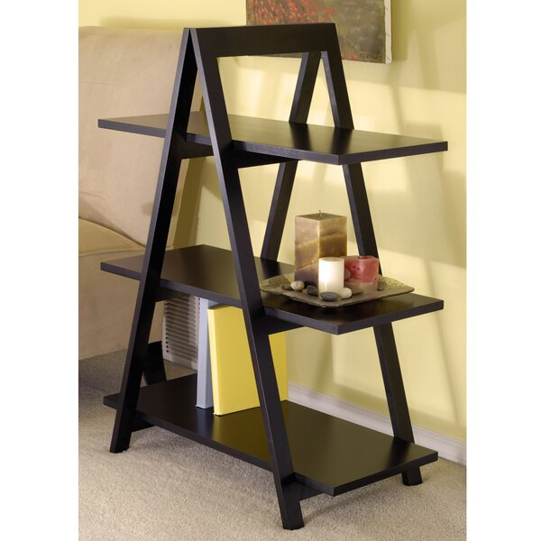 Basics A Frame Etagere Bookcase by Winsome