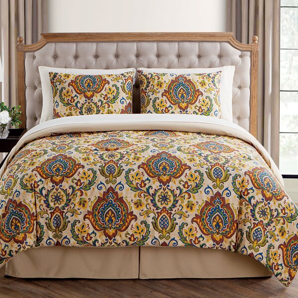 Casares 8 Piece Bed in a Bag Set by Charlton Home