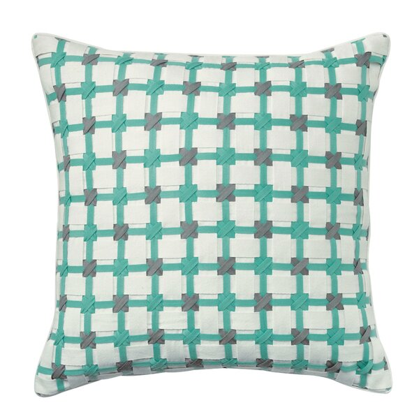Starboard Cotton Throw Pillow by CompanyC