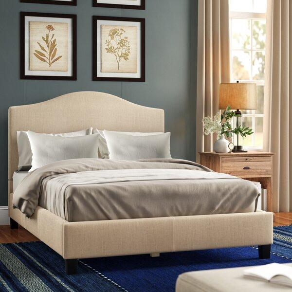 Neher Upholstered Panel Bed by Brayden Studio