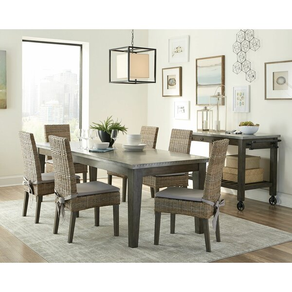 Onaway 7 Piece Dining Set by Gracie Oaks