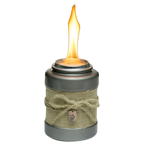 Clean Burn Votive Tabletop Torch by TIKI Brand