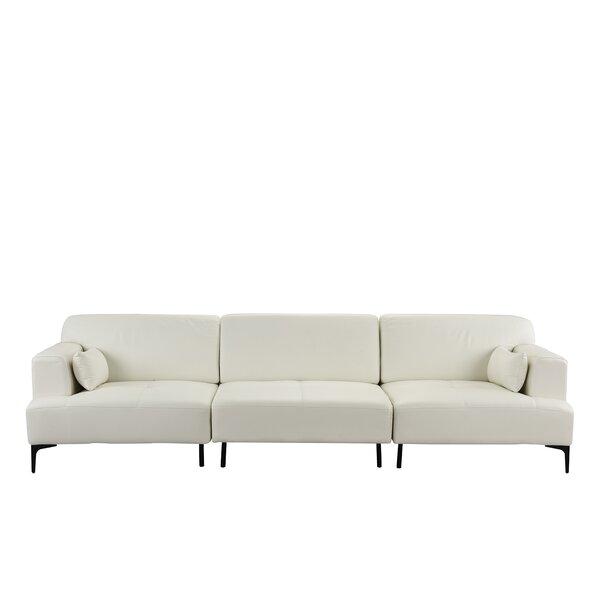Modern Beautiful Doug Sofa by Orren Ellis by Orren Ellis