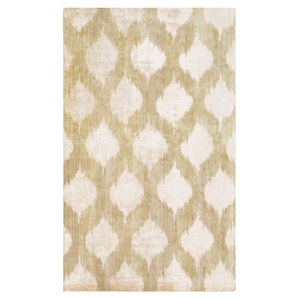 Norwell Ivory Area Rug by Bungalow Rose