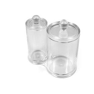Acrylic Cotton Ball Container