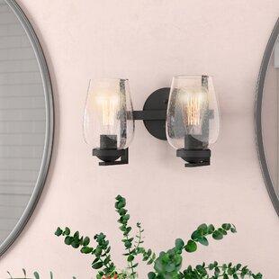 Best Price Chubbuck 2-Light Vanity Light By Laurel Foundry Modern Farmhouse