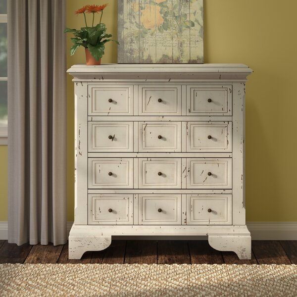 Alycia 4 Drawer Accent Chest by Lark Manor
