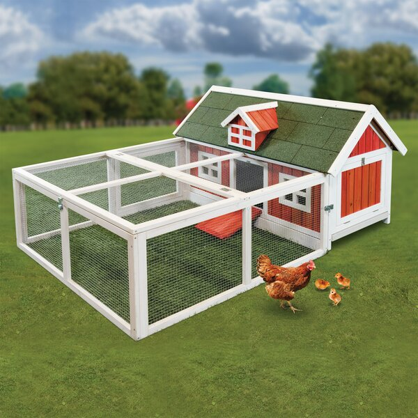 Little Barn Chicken Hutch by Ware Manufacturing