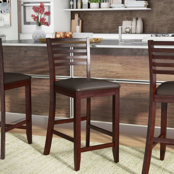 Clarke Bar & Counter Stool by Andover Mills