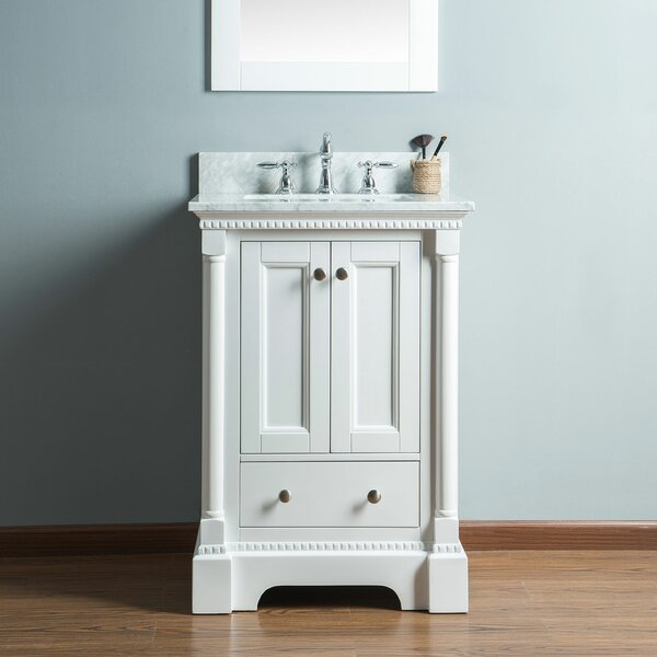 Rayleigh 24 Single Bathroom Vanity Set by Charlton Home