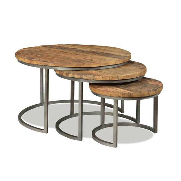 Tania 3 Piece Nesting Tables by 17 Stories