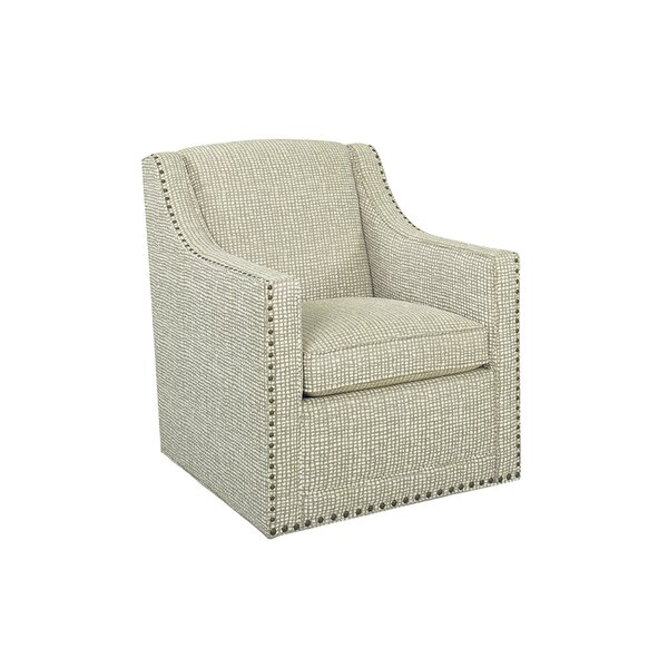Barrier Swivel Armchair By Lexington Reviews