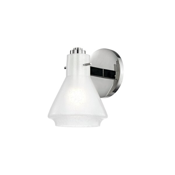 Scottie 1-Light Bath Sconce by Corrigan Studio