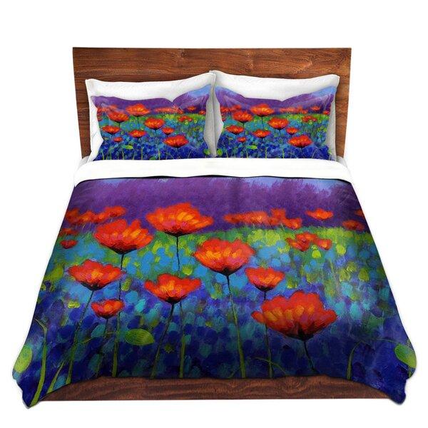 Poppy Meadow Duvet Cover Set