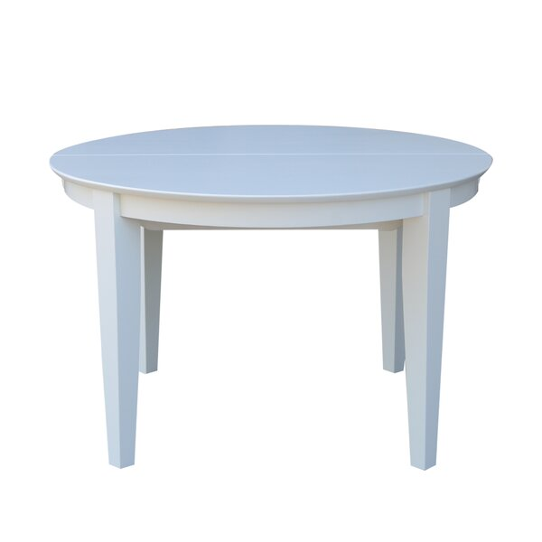 Extendable Solid Wood Dining Table By Sedgewick Industries Today Sale Only