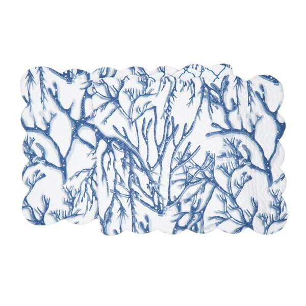 Cevallos Table Runner by Highland Dunes