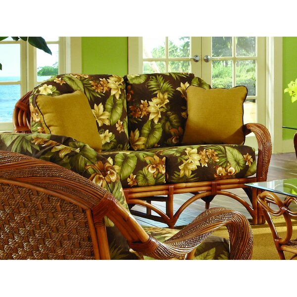Abha Loveseat by Bayou Breeze